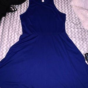 H&M Sleeveless Skater Dress
